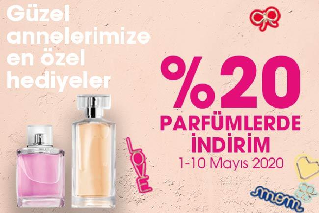 SEPHORA'DAN GÜZEL ANNELERİMİZE EN ÖZEL PARFÜM KAMPANYASI!