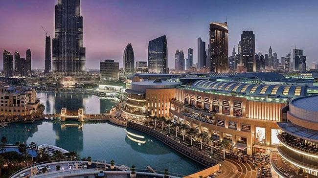 The Dubai Mall   AVM GEZGİNİ - Alışveriş Merkezleri, Mağazalar ...