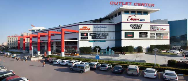Airport Avm /Outlet