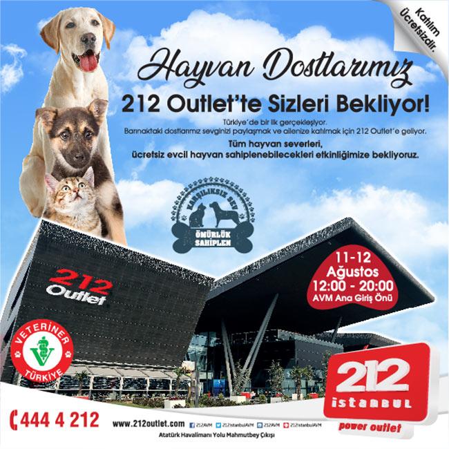 212 OUTLET'TEN SOSYAL SORUMLULUK PROJESİ !