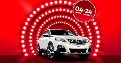 Forum Ankara Avmden Peugeot 3008 Kazanma Şansı