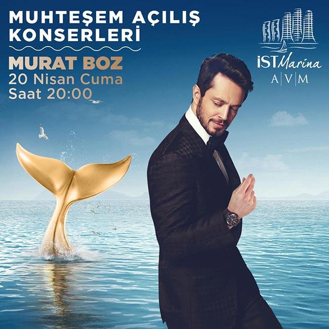 Murat Boz istmarina Avmde
