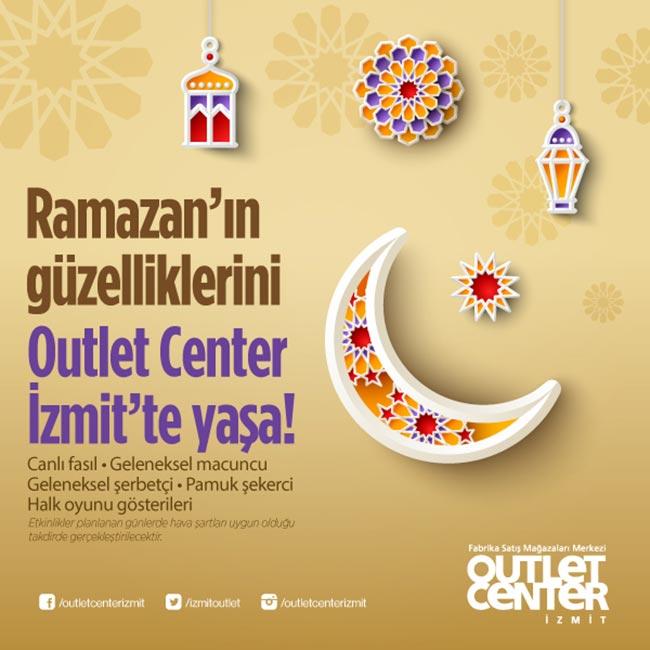 Outlet Center Avm Ramazan Etkinlikleri