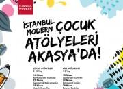 İstanbul Modern Çocuk Atölyeleri Başlıyor!