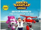 Harika Kanatlar Anatolium Marmara Avm'de