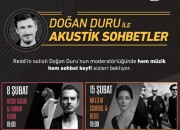 Doğan Duru ile Akustik Sohbetler Antalya Migros Avm'de