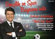 19 Mayıs Gençlik Ve Spor Bayramı'nda Vatan Şaşmaz İle Şut Ve Gol Yarışması Beylikdüzü Migros Avm'de
