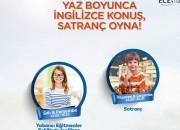 Beylikdüzü Migros AVM'den Ücretsiz Yaz Okulu!