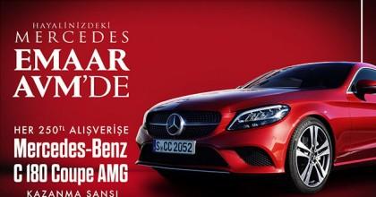 Hayalinizdeki Mercedes Emaar AVM'de!