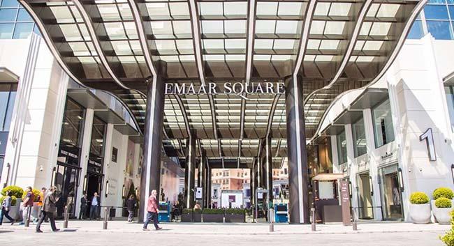 Emaar Square Avm