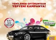 Yenilenen İstanbul Optimum'dan Yepyeni Kampanya