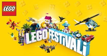 LEGO® FESTİVALİ İLE KANYON'DA OKULA DÖNÜŞ