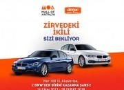 BMW Kazanma şansı Deepo Avm'de