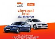 Mall of Antalya Avm'de 'Zirvedeki İkili Sizi Bekliyor'