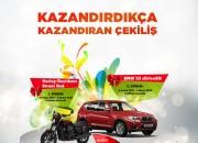 Kazandırdıkça Kazandıran Çekiliş Ankara Optimum Outlet'te