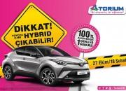 Dikkat! Torium'da Toyoto C-HR Hybrid çıkabilir!