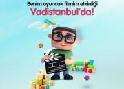 Vadistanbul'da Film Çekmek Şimdi Çocuk Oyuncağı
