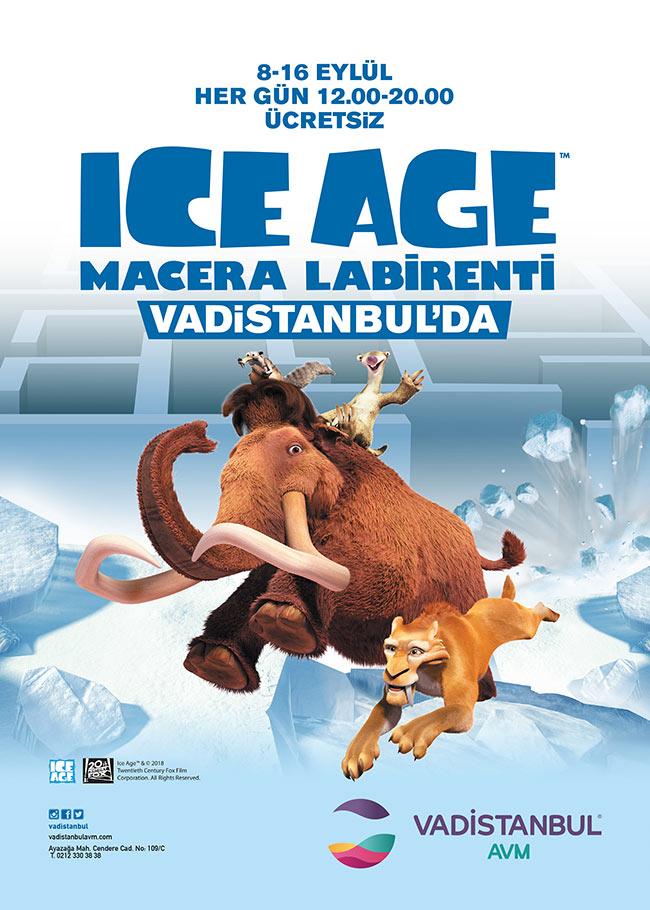 Vadistanbul'da 'Buz Devri' Başlıyor!