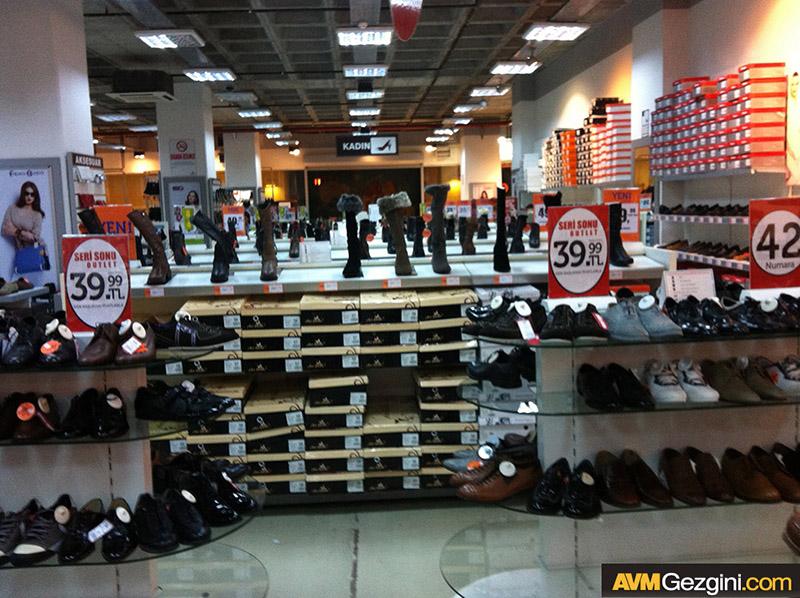 8f031b190fa60 Deposite Outlet Mall - Flo Mağazası | AVM GEZGİNİ - Alışveriş ...