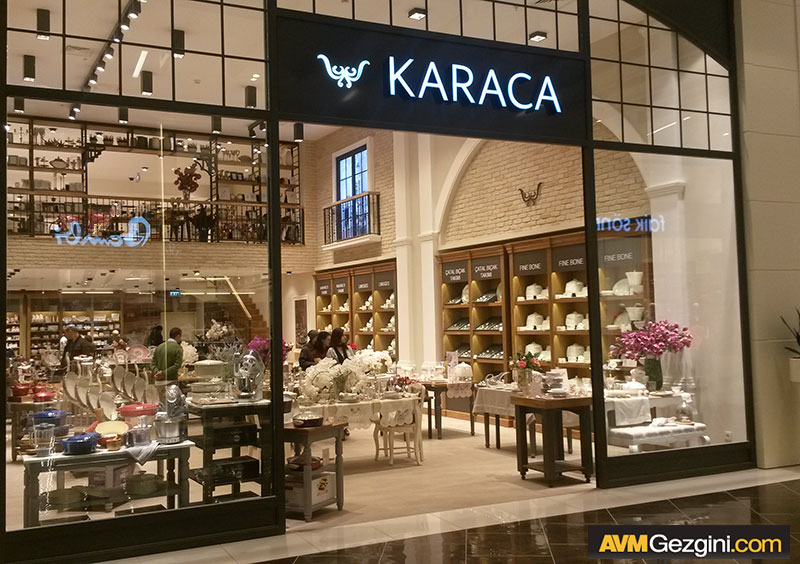 79e0c6fcd4d56 Karaca (Krc)   AVM GEZGİNİ - Alışveriş Merkezleri, Mağazalar, Cafe ...