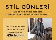 BEYMEN Club, 2018-2019 Sonbahar / Kış sezonu BEYMEN Club Stil Günleri Başlıyor..