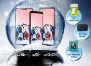 LG  Akıllı Telefon Kampanyaları Kazandırmaya Devam Ediyor..