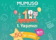 Mumuso 1. Yaşını büyük İndirimle Kutluyor!